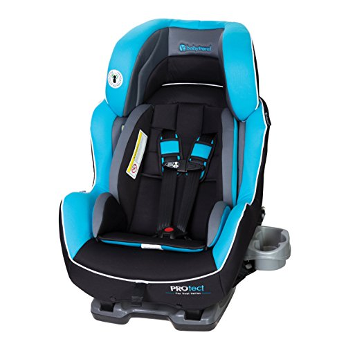 Baby Trend Protect Series Premiere Convertible Car Seat, Triton