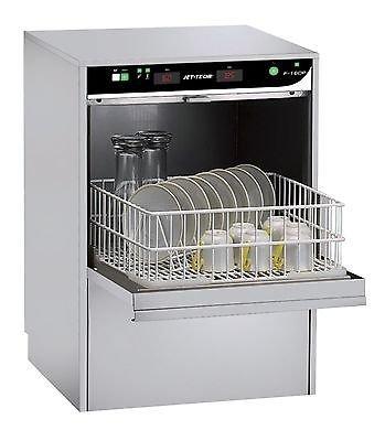 Jet Tech F-16DP Undercounter Cup & Glass Washer / Dishwasher -