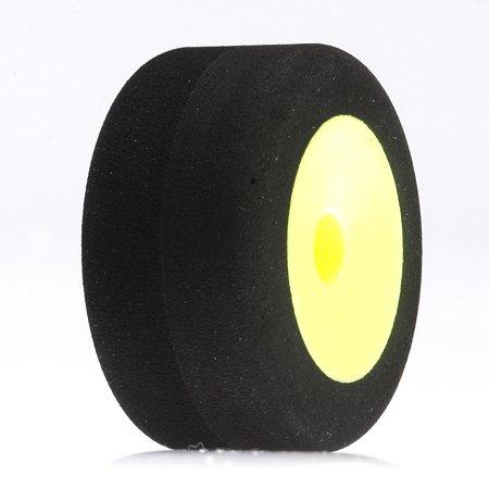 Team Losi Rear Mounted Foam Tires/Wheels (pr): Mini-T/Slider (Team Losi Foam)
