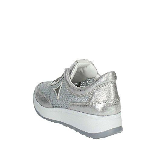Argento Sneakers Donna 36 Soft 002 gm Iv8137a Cinzia Bassa S1aqAw