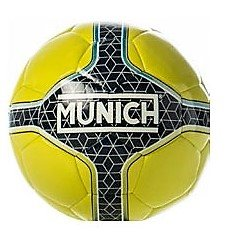 Munich Hera Indoor - Balón de fútbol sala, Amarillo, 62: Amazon.es ...