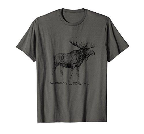 - Vintage Moose T-shirt