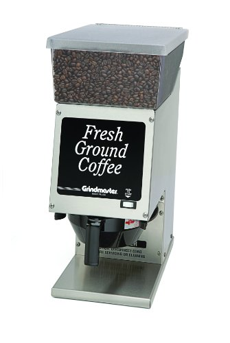Grindmaster-Cecilware 190SS Single Portion Grinder with Hopper, 6-Pound by Lee Global Imports and Consulting, Inc.