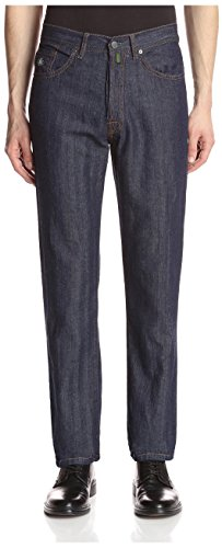 luigi-borrelli-mens-herringbone-jeans-blue-33-us