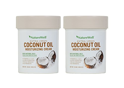 NatureWell Extra Virgin Coconut Moisturizing product image
