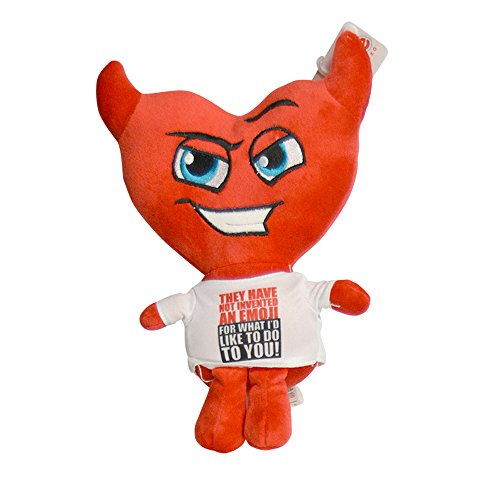 Novelty, Inc. Valentine's Day Plush Stuffed Toys with
