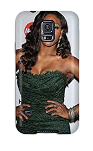 Audunson Scratch-free Phone Case For Galaxy S5- Retail Packaging - Serena Williams Photos