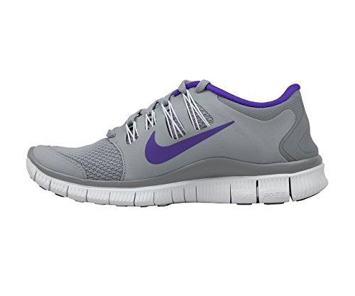 Nike Womens Wmns Free 5.0 Plus, WOLF GREY/HYPER