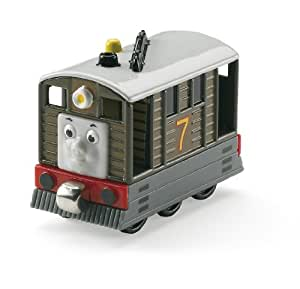 Fisher-Price - Thomas y sus amigos - Locomotoras pequeñas Toby (Mattel)