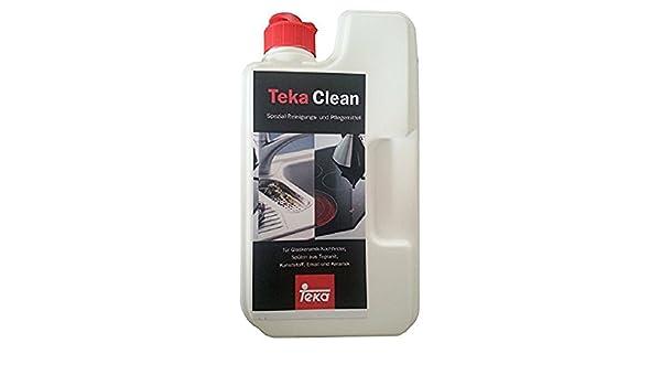 Teka Clean limpiador Cuidado Bálsamo Botella de 250 ml ...