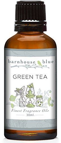 Barnhouse Blue - Green Tea - Premium Grade Fragrance Oil … (30ml) (Tea Home Fragrance Oil)