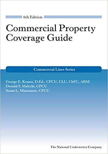 amazon commercial property coverage guide george krauss don