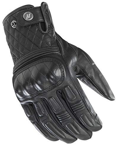 Joe Rocket Men's Diamondback Motorcycle Glove Black XX-Large