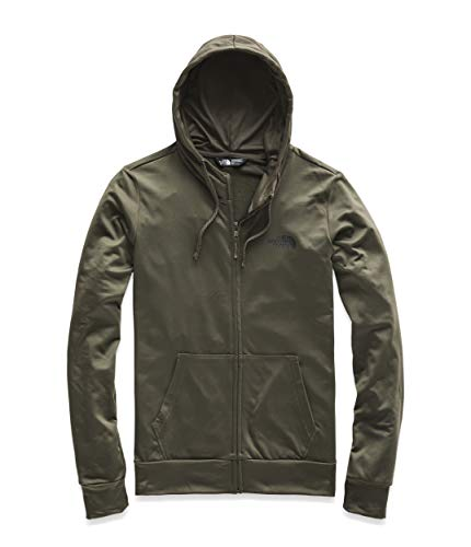 The North Face Women's Fave Lite LFC Full Zip New Taupe Green/TNF Black X-Large ()