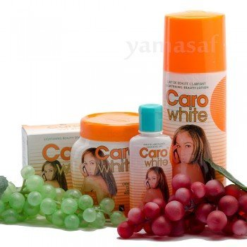 (Caro White Beauty Package-I (Cream, Lotion, Oil and Soap))