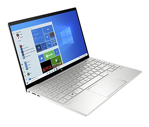 HP ENVY 13-ba1013sa 13.3″ Touchscreen Laptop 1920 x 1080 pixels Intel Core i5-1135G7 8GB 512GB SSD NVIDIA GeForce MX450 Windows 10 Home, Silver