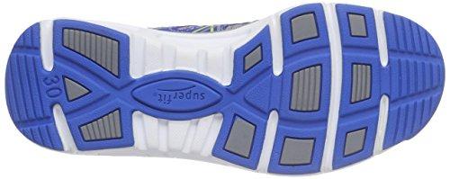 Superfit Lumis - Zapatillas de deporte Niños gris - Grau (STONE MULTI 07)