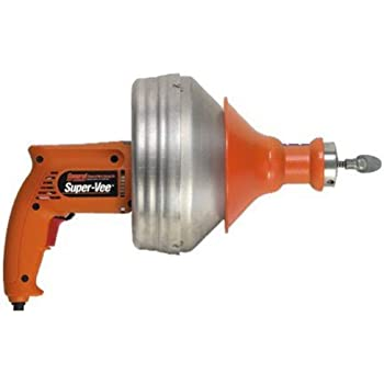 Amazon Com Automatic Feed 23 Electric Auger Snake Pipe