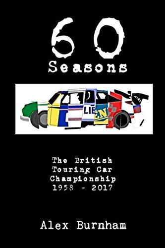 60 Seasons: The British Touring Car Championship 1958 - 2017 ()