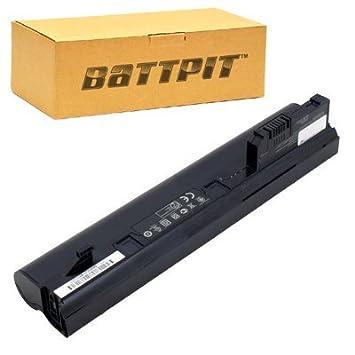Battpit Recambio de Bateria para Ordenador Portátil Compaq Mini 110c-1120SS (4400 mah): Amazon.es: Electrónica
