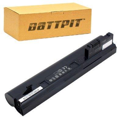 Battpit Recambio de Bateria para Ordenador Portátil HP Mini 110-1140SS (4400 mah)