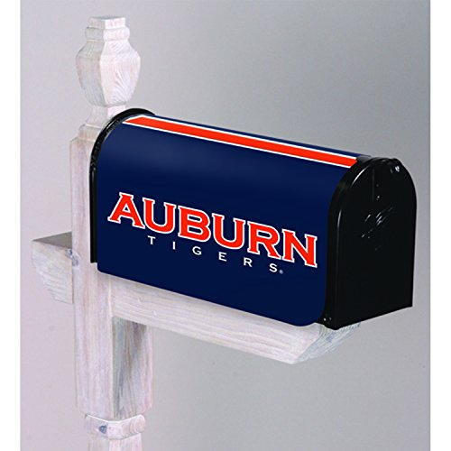 Cover Mailbox Team (Evergreen NCAA Auburn Tigers Mailbox Cover, Team Colors, One Size)