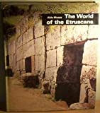 The World of the Etruscans, Aldo Massa, 0814805795