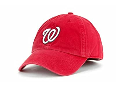 Washington Nationals Fitted Size Large Hat MLB Authentic Cap - Best Fits 7 3/8 or 7 1/2