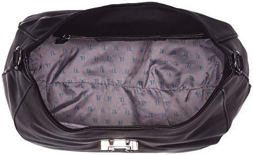 9y099999 Trussardi Nero Tote L Donna Jeans Cm 35x32x9 H X Borsa 75b00396 w paawxq4AEn