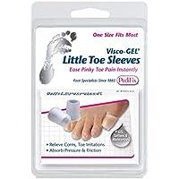 PediFix Visco-gel Little Toe Sleeves, 2 Count