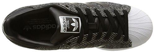 Adidas Originals Superster Winterklaar Pak Heren Schoenen Van De Trainerstennisschoenen Grijs (ftwr Wit / Ftwr Wit / Ftwr Wit B35429