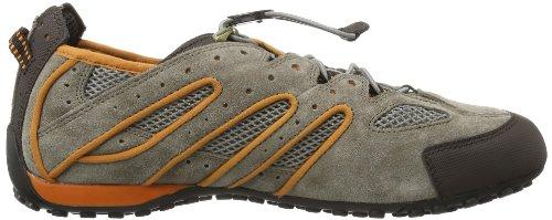 Beige Orange Uomo C6671 L Sneaker Dk Snake Taupe Geox qA06Ix