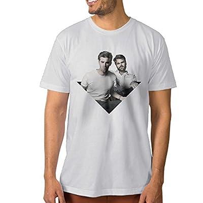 MAYOYIAII Men's The Chainsmokers T Shirts
