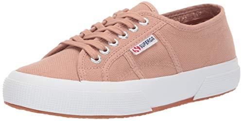 (Superga Women's 2750 COTU Sneaker, Rose Mahogany Full, 41 M EU (9.5 US))