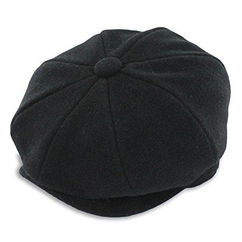 xxl newsboy cap - 7