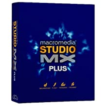 Macromedia Studio MX Plus Upgrade From Studio MX