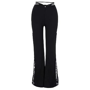Pantalones largas Mujer, Yesmile Pantalones Deportivos de ...