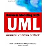img - for Business Modeling with UML: Business Patterns at Work (OMG) (Paperback) - Common book / textbook / text book