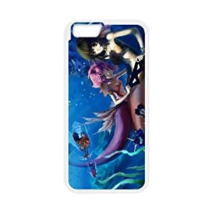 iphone6 plus 5.5 inch White Anime Mermaid phone cases protectivefashion cell phone cases NHTG5105786