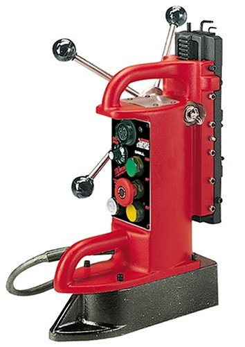 Milwaukee 4202 Fixed Position Electromagnetic Drill Press, Base Only by Milwaukee