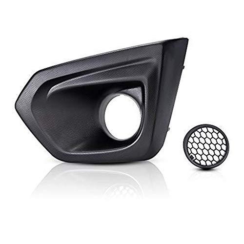 Impreza Fog Light Cover Bumper Fog Grille, Left Driver -