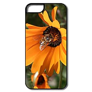 Movies Orange Flower Worker IPhone 5/5s IPhone 5 5s Case For Birthday Gift by lolosakes