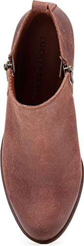 Boot Russet Exclusive Basel Brand Lucky Suede Women's Ow1tOnq