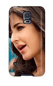 New Premium Case Cover For Galaxy S5/ Katrina Kaif Bollywood Protective Case Cover