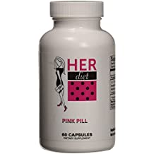 HERdiet Weight Loss Pills 60 Pink Capsules for Women Appetite Control and Increased...