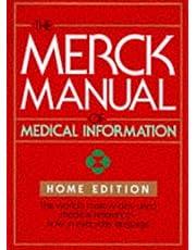 Merck Manual of Medical Information: Home Edition