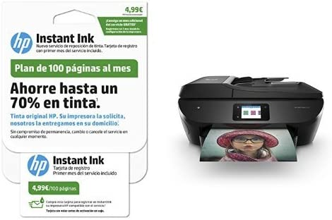 HP Envy Photo 7130 – Impresora multifunción inalámbrica (Tinta, Wi ...