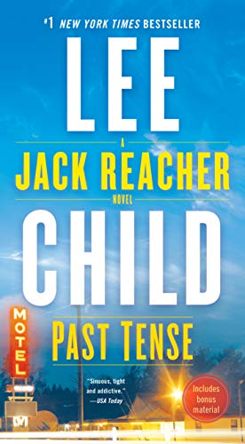 Past Tense: A Jack Reacher Novel (Best Child Names 2019)