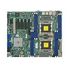 Supermicro Motherboard MBD-X9DRL-IF-B LGA2011 Mainboard for Dual professor DDR3 ATX Brown Box (Motherboard C606)