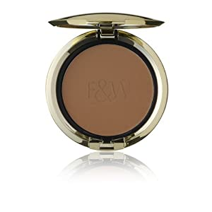 Fair and White Make-Up for Dark Skin Ideal Compact Powder 110 12 g Gloria by Fair and White Make Up
